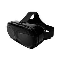 Gözlük Sanal Gerçeklik 3D Kulaklık Stereo Kask Kutusu Android Akıllı Telefonlar için Göz Diyoptri Ayarı Ile 4.5-6.0 inç