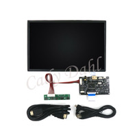 """Monitor 10.1 """"IPS IPS 1280x800 EJ101IA-01G LVDS 40pins display del pannello LCD con il monitor del PC portatile del modulo del controller audio"""
