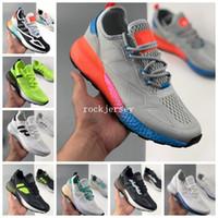 2020 Yeni Originals ZX 2K Run Mesh Ultra yaz Moda Spor Koşu Ayakkabıları Kadınlar Erkek Üçlü Beyaz Siyah Tasarımcı Sneakers 36-45