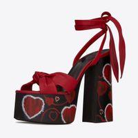 DORATASIA New Big Taille 34-43 Mesdames Talons Chaussures Femme Plateforme Parti piste Afficher été luxe Sandales 2019 MX200407