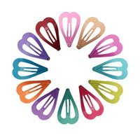 12Pcs Candy Color Hair Pins Solid No Slip Hair Clips Girls' Hairpin Barrettes for Kids Pin Accessories