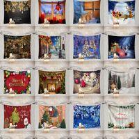 Navidad Decoraciones de Navidad Tapices dormitorio Antecedentes de estar Sala de Estudio de tela decoraciones caseras 5 Tamaño XD24008