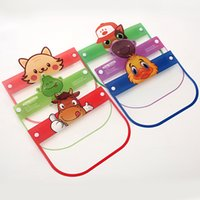 20 Designs Children Cartoon Face Shield PET Anti- fog Prevent...