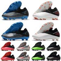 أحذية فانتوم VSN 2 Vision II ELITE DF FG AG Pro Chuteiras Hypervenom Future DNA MEST High Lealle Soccer Cleats Football Shoe 6.5-11