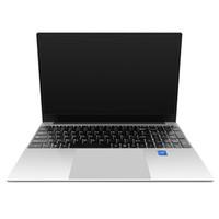 أجهزة الكمبيوتر المحمولة 15.6 بوصة محمول N4100 رباعية النواة 8 جيجابايت RAM 256GB SSD ويندوز 10 نظام التشغيل 1920x1080 IPS سامسونج دفتر الولايات المتحدة المكونات