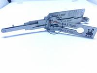 2020 New Lishi Lock Chick 2in1 Suzuki-2020 Lockpick and Decoder pour Lishi originale Même lame AD HU87 avec un espacement et des profondeurs différents