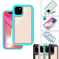 Duty Shock- proof Clear Back Cover Mobile Phone Cases Covers ...
