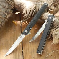 Faltender Taschen-Messer-Überleben-taktische Messer-Kampf im Freien kampierende wandernden Jagdmesser Selbstverteidigung EDC Fischen-Werkzeuge