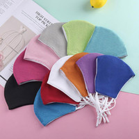 50pcs DHL Bike Cycling Face Masks 12 Colors for Adults and C...
