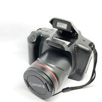 XJ05 Cámara digital SLR 4X ZOOM DIGITAL DIGITAL 2.8 pulgadas Pantalla 3MP CMOS MAX 12MP Resolución HD 720p TV OUT OUT SOPORTE PC VIDEO PC
