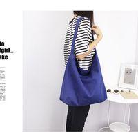 New Simple Fashion Bag Handbag Shoulder Bags High Quality Original Casual Canvas Shoulder Bag Shopping Bag