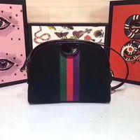 آخر امرأة شل أكياس مصمم الثعابين أو الحيات الصغيرة حقيبة الكتف أزياء محفظة حجم 4 اللون 23 * 19 * 8 سم نموذج 499621