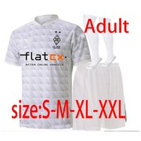 Adultos Niños Kit + calcetín 2020 2021 Borussia Mönchengladbach INICIO Fútbol 20 21 HRANER RAFFEL Stindl DECLARATORIO BOY camiseta de fútbol determinado del niño