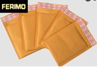 50pcs lot,23 sizes Wholesales Yellow Kraft Bubble Mailers Bags,small kraft bubble padded envelope,large mailing bag