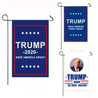 Präsidentenwahl Banner Halten Sie Amerika Große Trump Kampagne Flagge OWC1231