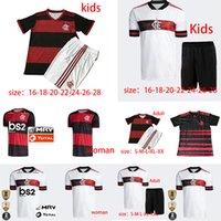 20 21 CR Flamenco Futebol Jerseys 2020 Flemish Guerrero Diego Vinicius Flamengo Gabriel B Camisa de Futebol Feito Personalizado