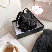 2020 حقيبة الظهر المرأة حقائب الكتف سلسلة crossbody سيدة حقيبة الظهر حقيبة مدرسية نايلون ميني جيلرل لطيف حقائب اليد