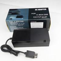 Zasilacz AC dla X-Box Xbox One Konsola Ładowarka Kabel 96W 12 V 8A Zasilanie US / UK / EU / AU