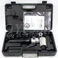 Hydraulische Loch-Bagger-Werkzeug-Hydraulikloch-Herstellungswerkzeug TPA-8 kann 22,5-61,5 mm im 3,5-mm-leichten Stahl schlagen