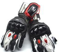 2020HOT Новый мужской спорт Классные перчатки AFS18 мотоцикл верхом перчатки падение вниз, чтобы противостоять длинные сегменты коры