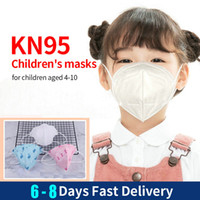 В наличии! Kn95 Детские маски 3-12 лет Дизайнерская маска для лица детей Активированный углеродный респиратор клапана защитный для мальчиков девушки лучшие продажи