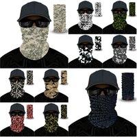 120PCS équitation en extérieur cravate écran solaire écharpe magique colorant masque de camouflage coiffure sport à l'épreuve de la poussière multifonctionnelle T500113 masque de conception