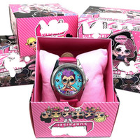 Surprise dolls lols dolls silicone watch child quartz wrist ...