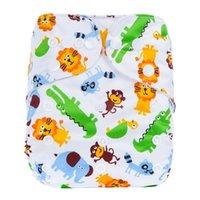 Pannolini di stoffa Pannolino organico Cina personalizzato stampato baby boy teen Terry cotone L14