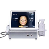 2 In1 LipoSonix HIFU Máquina High Intensity Focused Ultrasound Lifting Face E Perda de Peso Corporal Slimming Beauty Salon Equipment