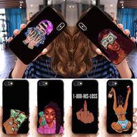 Engraçado fazer dinheiro não amigos para iPhone PILHAS cabeça preta das mulheres da menina de telefone Capa Para 12 11 Pro Max X XR XS 8 7 6s mais a tampa Silicone