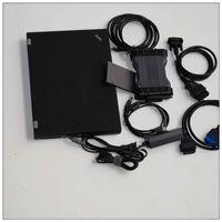 MB Star C6 Диагностический инструмент VCI Doip HDD SSD Ноутбук T410 I5 I7 RAM 4G Кабели Полный набор Готов к использованию