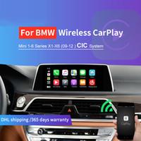 سيارة اللاسلكية التفاح canplay android السيارات ل bwm x1 x3 x5 x6 2009-2012 cic system تعديل carplay دعم airplay mrrorlink carlife مرآة