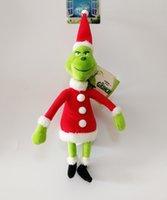 Grinch가 어떻게 크리스마스 봉제 장난감을 훔쳐갔습니다