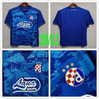 2020 2021 Club Gnk Dinamo Zagreb Futebol Jerseys Orsis Petkovc Peric Olmo Ademi Gojak Personalizado 20 21 Home Azul Adulto Camisa de Futebol Uniforme