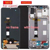 6,39-дюймовый SUPER AMOLED для Xiaomi Mi 9 ЖК-дисплей с сенсорным экраном Горячие продажи Модель Замена экрана для Xiaomi Mi 9 ЖК-дисплей