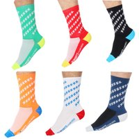 2020 New Professional High Quality Cycling Socks Breathable ...