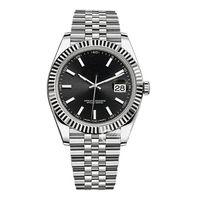 Montre de Luxe New 2020 2813 Автоматическое движение Часы 40 мм Мужчины DateJust Президент из нержавеющей стала Мужские часы Наручные часы