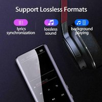 مشغل MP3 بلوتوث 16 غيغابايت راديو FM HIFI MP4 Musikspieler Mit 800ma Batterie / OTG مسجل مشغل موسيقى MP3