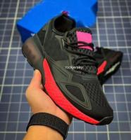 2020 Yeni Originals ZX 2K Run Mesh Ultra yaz Moda Koşu Ayakkabı Kadınlar Erkek Üçlü Beyaz Siyah Tasarımcı Sneakers 36-45