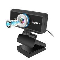 HXSJ S90 웹캠 HD 1080P 웹 카메라 회전 베젤와 마이크 하이 엔드 비디오 카메라를 들어 한 compter 온라인 모임 레슨 게임