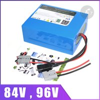 84V 96V 20AH 40AH agli ioni di litio Battery Pack per 1000W 2000W 3000W 4000W bicicletta elettrica motorino Ebike
