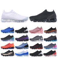 nike air vapormax 2018 tn Nike Air Max Chaussures الصدأ الوردي انفجار النساء المدربين كاني zapatos في الهواء الطلق حذاء رياضة