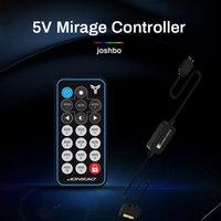 ファンクーリングJonsbo Aura RGBコントローラリモコン5V 3ピンSATA電源メモリLEDクールライトストライプシンフォニー版PC CAS