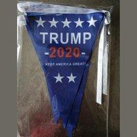 2020 ورقة رابحة المثلث راية العلم USA ترامب الرئيس الانتخابات العلم مؤيد سحب جعل أميركا مرة أخرى العظمى العلم الحزب للمنزل والبستان BC VT1099