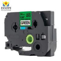 Cartucce d'inchiostro compatibile 24mm laser ologramma laser dazzling color cambio colore nastro adesivo per stampanti fratelli Promozione