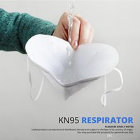 في KN الأسهم 95 قناع الوجه قابلة لإعادة الاستخدام غير المنسوجة المتاح للطي أقنعة الوجه نسيج الغبار صامد للريح التنفس مكافحة الضباب الغبار قناع