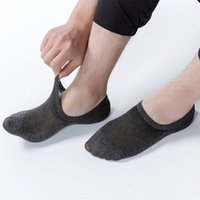 Мужские носки 5 пар весенние летние сетки дышащие мужчины невидимые короткие мелкие рот без шоу лодка мужчина хлопок тапочки