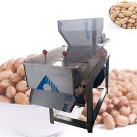 venta 1pc BL-75 740W Hot cacahuete pelador de piel de color rojo, de maní máquina de pelar, cáscara de maní máquina de pelar