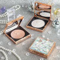 Surligneur visage bronzants Palette Maquillage Lueur Contour visage Shimmer Powder Illuminateur Cosmétique Sélectionnez TSLM2