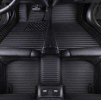 Fit Dodge Durango Luxury Передние Задние Liner Пользовательские водонепроницаемый Авто Напольный коврик